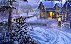 cozy winter evenings