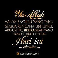 Gambar DP BBM Kata Kata Doa Islami 9