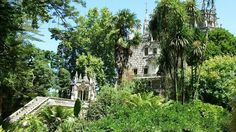 Quinta da Regaleira Tourism, Portugal - Next Trip Tourism Portugal Tourism, Sintra Portugal, To Go, Places, Lugares
