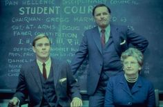 Dean Wormer at the Student Council Court Hearing. National Lampoon's Animal House, John Landis, National Lampoons, Student Council, Sorority And Fraternity, Sorority Life, I Movie, Comedy, Dean