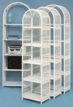 Wicker Bathroom Shelves | wicker shelf:rattan wall corner cabinet:wicker bath shelves:bookcase ...
