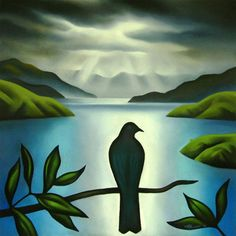 Drawing inspiration for his work from his love of the New Zealand landscape and his interest in conservation and community, Canterbury artist, Mike Glover has been a full-time artist since. Wood Pigeon, New Zealand Landscape, Nz Art, Local Artists, Birds, Drawings, Prints, Painting, Inspiration