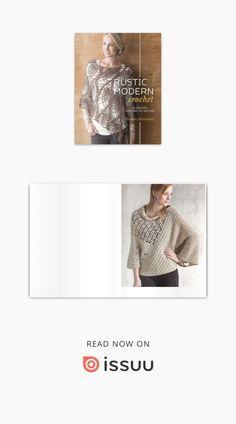 Yumiko alexander rustic modern crochet 2014