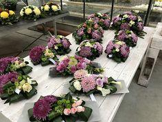 Geraniums, Floral Arrangements, Floral Wreath, Wreaths, Garden, Flowers, Memories, Tattoo, Design
