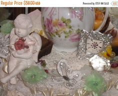 SUMMER SALE SALE....Ooak Whimsical by HitOrMissTreasures on Etsy