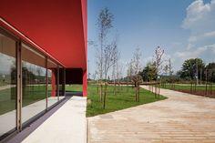 House of the Arts in Miranda do Corvo | FAT - Future Architecture Thinking; Photo: João Morgado - Architecture Photography | Archinect