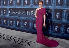 Os looks das atrizes na première da sexta temporada de Game Of Thrones