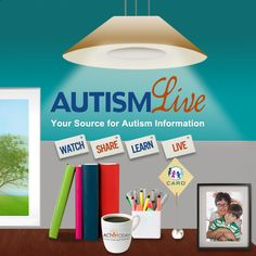 Link2….Autism Live is an interactive webshow providing support, resources, information, facts, entertainment and inspiration to parents, teachers and practitioners working with children on the Autism Spectrum.  Viewers are encouraged to participate by asking question of experts, offering suggestions for topics to be discussed and sharing progress their children have made.