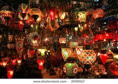 Bazaar @ Istanbul, Turkey.