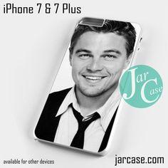 Cute Leonardo Di Caprio Phone case for iPhone 7 and 7 Plus