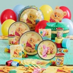 Winnie-the-Pooh is THE most popular theme for baby showers and why not? Pooh is cute and cuddly just like baby! Because of its popularity, it...