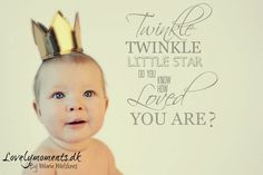 Baby - Girl princess. Aw. Possibly do this on something for my future children