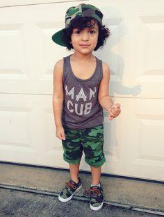 Kids style ootd (Tattum)
