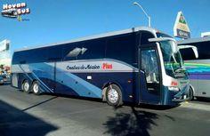 Volvo 9700 grand l ómnibus de México plus 6x2