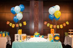 UGLY DOLL BIRTHDAY PARTY | KOREAN 1ST BIRTHDAY | JENNIFER KIM PHOTOGRAPHY BLOG | DC CHILDREN'S ...