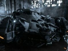 New Batmobile for vs.