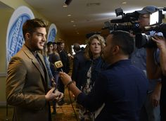 Guest judge Adam Lambert in NYC. He was awesome!!! wish he was on every episode