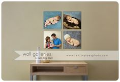 Wall Gallery for photo display