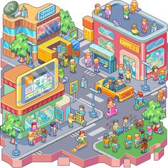 Pixel arts vol.2 by