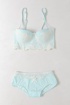Aurore Lace Set #anthropologie