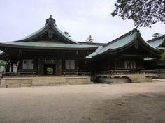Sanctuaire Kibitsuhiko à Okayama
