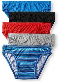 939a87c13 Jockey Life Men s 24 7 Comfort Cotton Bikini - 5 pack - Walmart.com