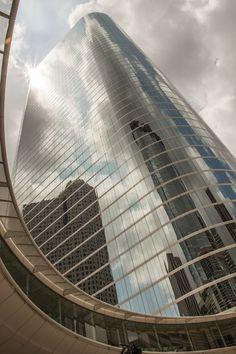 HOUSTON CITYSCAPES: ENERGY BUILDINGS I