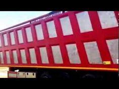Semitrailer walking floor - Used Adamoli #used #secondhand #Adamoli  #adamoliitalianfloor #perfect #beautiful  #semitrailer #strength #power #endurance #quality #offer