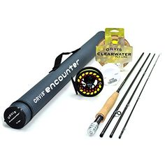 Orvis Encounter 5weight 86 Fly Rod Outfit -- Want to know more, click on the image.