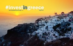 That sunset is really that amazing. Santorini! Greece is glorious. The culture, the beauty, the people, the history... Greece. #InvestInGreece #Ellada  www.GreekPropertyExchange.com