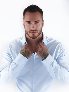 An Interview with Fitness and Cover Model Mike Chabot at The Reading Cafe - The Reading Cafe Beautiful Women Quotes, Beautiful Men Faces, Beautiful Black Women, Gorgeous Men, Handsome Men Quotes, Handsome Arab Men, Scruffy Men, Strong Woman Tattoos, Herren Style