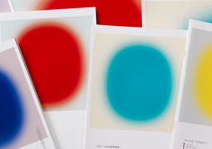 Art direction for Musashino Art University 2012. With the aim of emphasizing the role of the art university as a venue for creative activity, the message was condensed into the beauty of color. The diverse potential of art's expressive activity was captured in ovals with soft gradations.