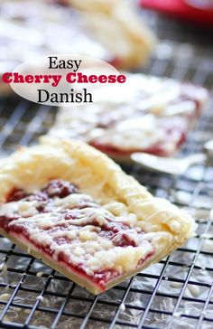 Easy Cherry Cheese D