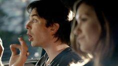 Damon's face
