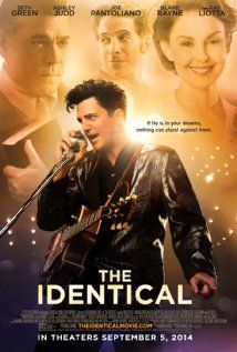 The Identical (2014) Twin brothers are unknowingly separated at birth; one of them becomes an iconic rock 'n' roll star, while the other struggles to balance his love for music and pleasing his father.