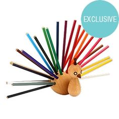 *NEW* Peacock Pencil Holder Scandinavian Baby, Pencil Holder, Kids Furniture, Vancouver, Peacock, Toronto, Canada, Baby Style, Furniture For Kids