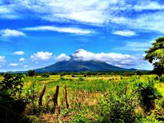 Yes, please! Will someone whisk me away to this place??? Ometepe Island, Nicaragua