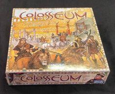 Colosseum -Board Game  Days of Wonder  Brand New in Shrink Wrap #DaysofWonder