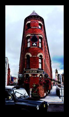 Bittles Bar, in Belfast.