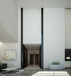 Mimar Interiors Lobby Interior, Interior Architecture, Interior Design, Office Entrance, Office Lobby, Modern Hotel Lobby, Hotel Corridor, Lift Design, Hotel Interiors