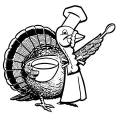 10 Thanksgiving Cartoons You Can't Help But Laugh At