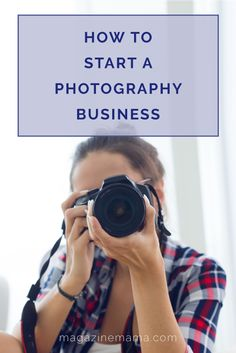 If you're considering starting your own photography business, here are some things you should know... http://www.magazinemama.com/blogs/editors-blog/26778628-how-to-start-a-photography-business #photographytips #photographybusiness