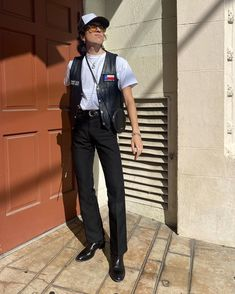 Space Fashion, New Fashion, Fashion Outfits, Stylish Mens Outfits, Androgynous Fashion, Mode Streetwear, Facon, Couture, Aesthetic Clothes