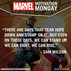 27 Best Marvel Motivation Mondays images | Marvel quotes, Marvel
