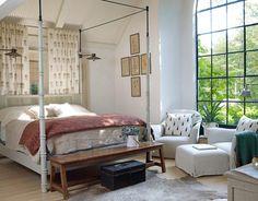 botanicals in the bedroom