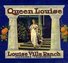 Strathmore Annie Laurie 1 Scottish Orange Citrus Fruit Crate Label Art Print