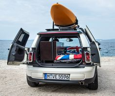 This Teeny Camper for a Mini Cooper Started as an April Fools' Joke | Wired Design | Wired.com