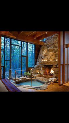 Bath tub...fantasy all around