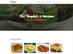 Pabulum is an exciting and clean free responsive Bootstrap template for any type of websites, fast food centers, restaurants, food corners, food points. This responsive web template is designed using HTML5 and CSS3. Pabulum is compatible in all web browsers, smartphones and tablets. Impress your potential clients with this template design!