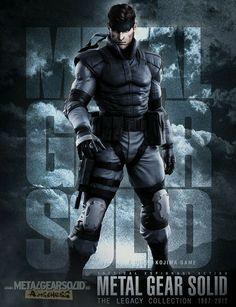 Solid Snake Psx